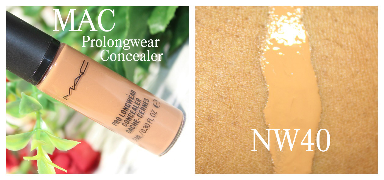 Mac Prolongwear Concealer in NW40