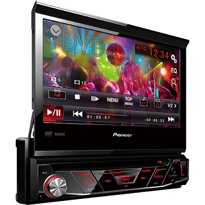 DVD Player Automotivo Pioneer AVH-3880DVD