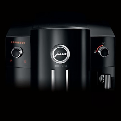 Jura 15006 Impressa C60 Automatic Espresso Coffee Maker Center