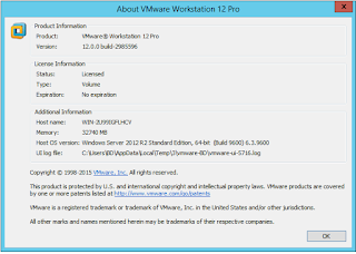 VMware Workstation 12.0.1 Pro Setup (Windows&Linux) + Pro Serial Key Full Version http://nkworld4u.blogspot.in/