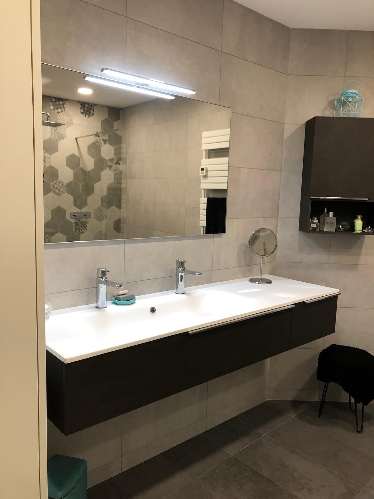 Nouvelle Salle De Bain 2018 une nouvelle salle de bains