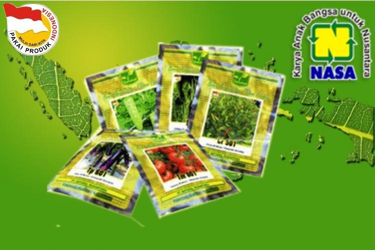 Benih Mentimun Citra Green Garden Hibrida