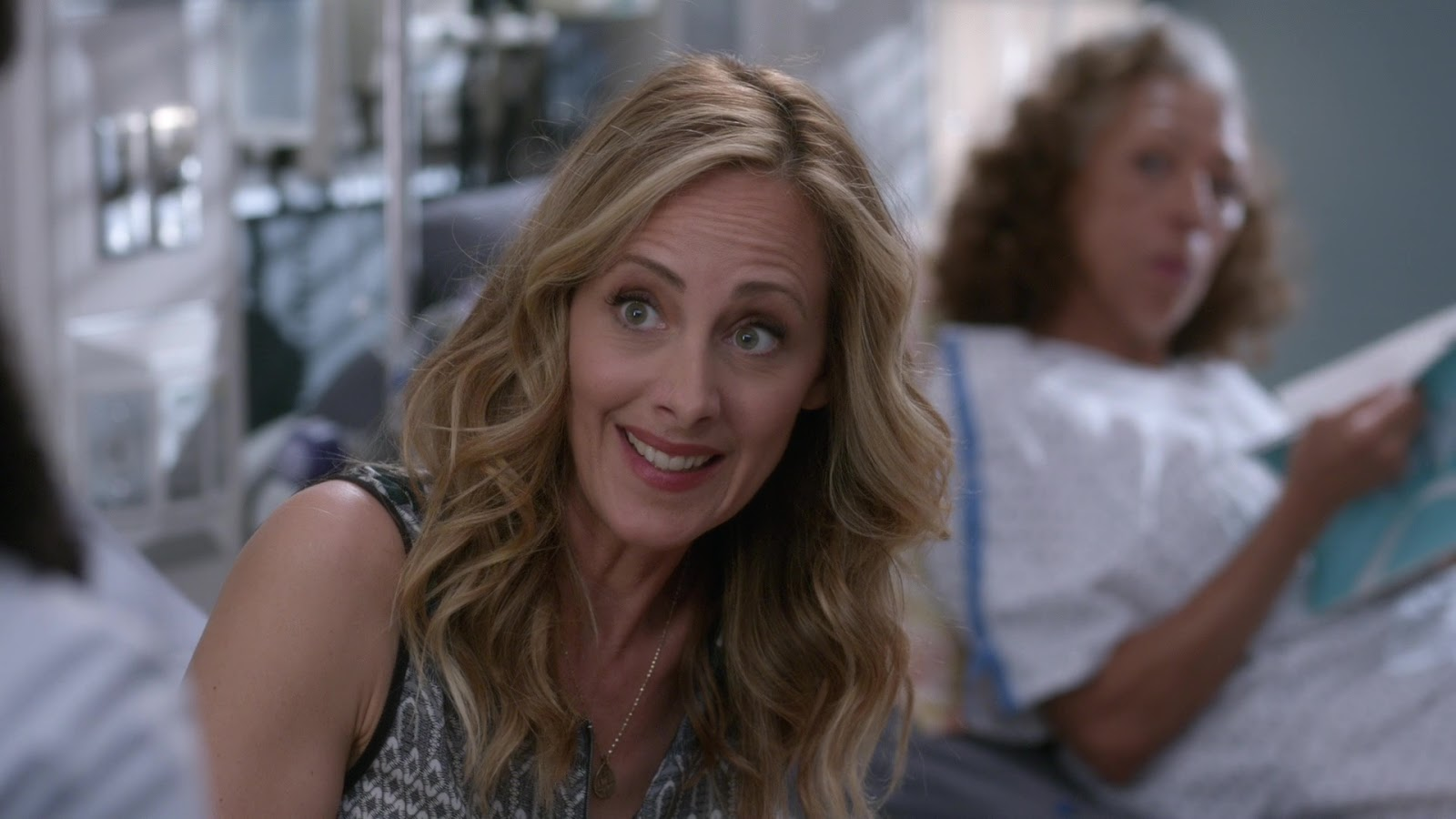 Grey's Anatomy 15x01 With a Wonder and a Wild Desire Teddy Altman Return
