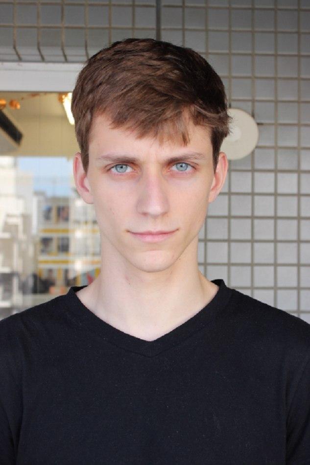 Male Model Otaku: Nicolas Costa @donna 来日中