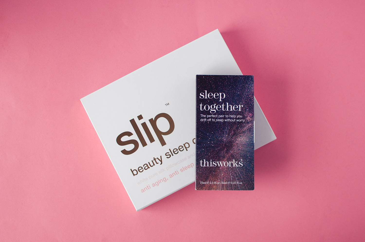 slip beauty collection, slip silk beauty collection, this works sleep together, universal beauty gifts, last minute beauty gifts, last minute skincare gifts, last minute dermstore gifts, last minute luxury gifts
