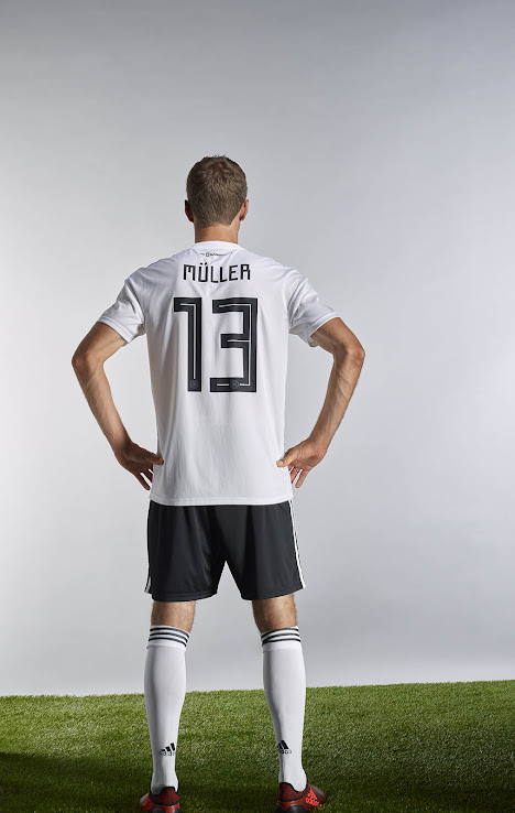 9fe9d35e3b7 Germany 2018 World Cup Home Kit Released - Footy Headlines