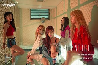 """[DEBUT] Neon Punch (네온펀치) se darán a conocer con """"Moonlight"""""""