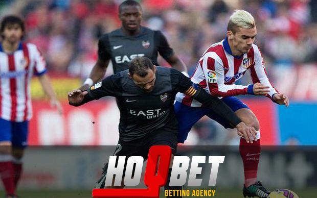 Hasil Liga Spanyol 2016 - Atletico Madrid vs Levante 1-0 ...