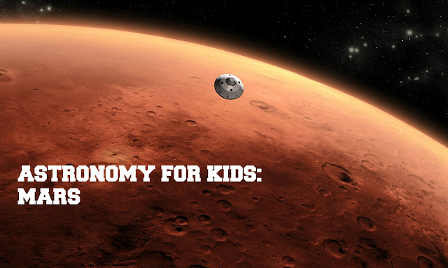 Resources for kids interested in Mars program