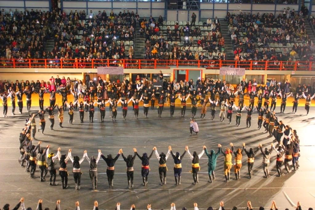 Παγκόσμια Ημέρα Χορού: Χορός Σέρρα - Ο χορός των χορών!