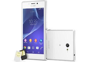 Harga Sony Xperia M2 Dual, Perlindungan Layar Corning Gorilla Glass 3