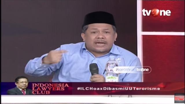 Fahri Hamzah Sindir Jokowi: Bagaimana Orang yang Tidak Punya Pikiran Melawan Pikiran?