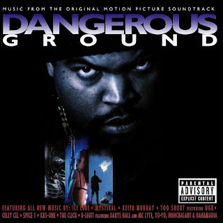 Various Artists - Dangerous Ground (Music From The Original Motion Picture Soundtrack) (1997)