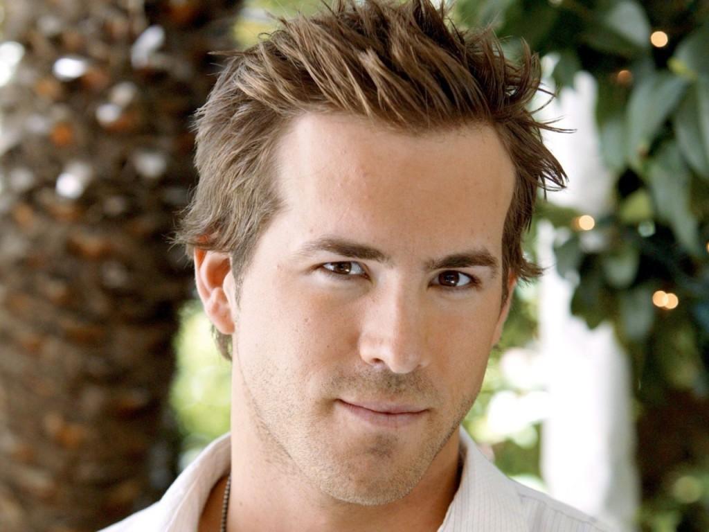 Ryan Reynolds Hairstyle Men Hairstyles Short Long