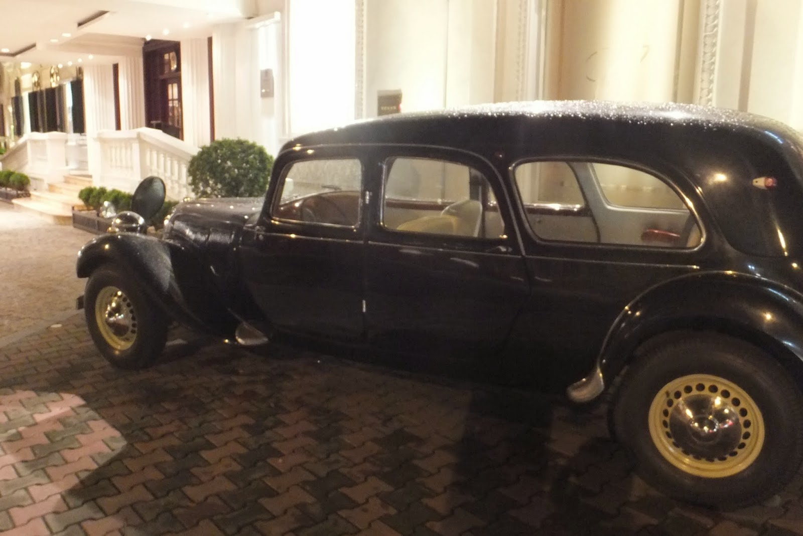 old-car 古い車