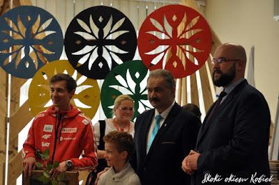 Podziękowanie Olimpijczykom - Zdjęcia