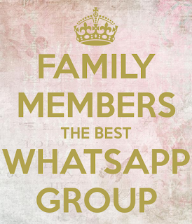 Cute Whatsapp Image in Family