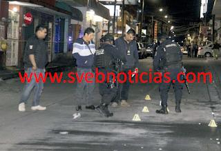 Balazos en calles de Cordoba Veracruz registro una movilizacion policiaca