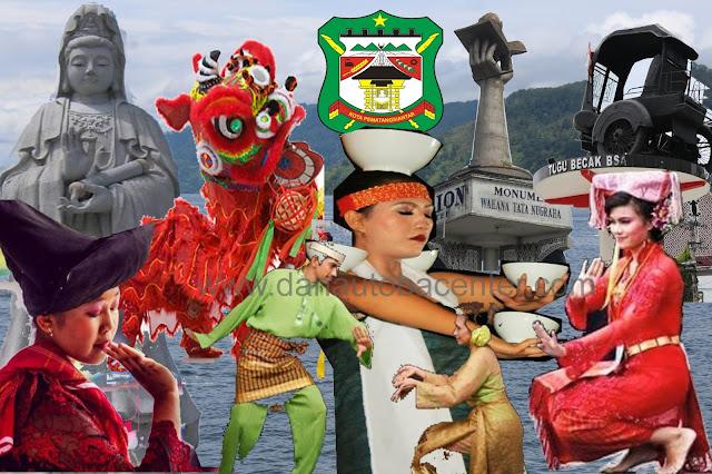 Jadi Gerbang Wisata Danau Toba, Ini Semarak Budaya HUT Siantar ke- 147