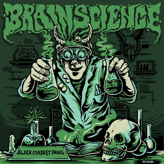 Brain Science by Black Market Drugs punk psych
