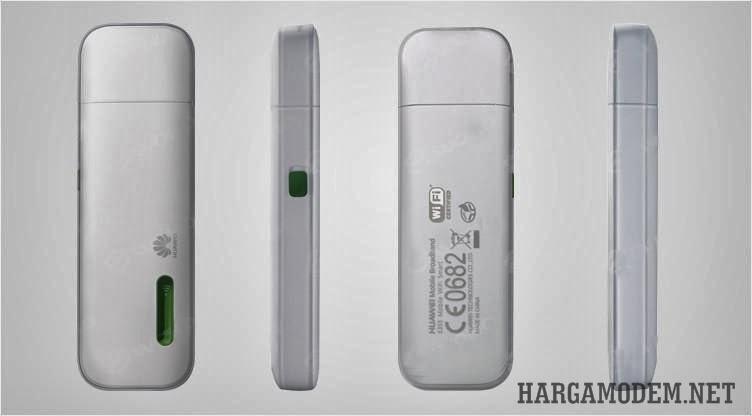 Harga Modem GSM Huawei 21 Mbps terbaru