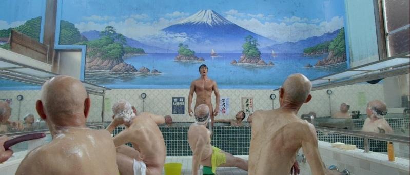 *阿部寬所建造的羅馬浴場:突破50億票房 1