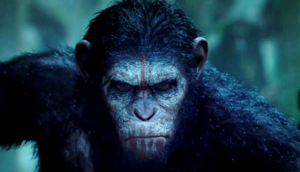 Planet Of The Apes Wallpaper: Dawn Of The Planet Of The Apes Wallpaper 1080P