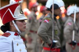 Novas perspectivas para a carreira marcam cerimônia pelo Dia Nacional do Bombeiro
