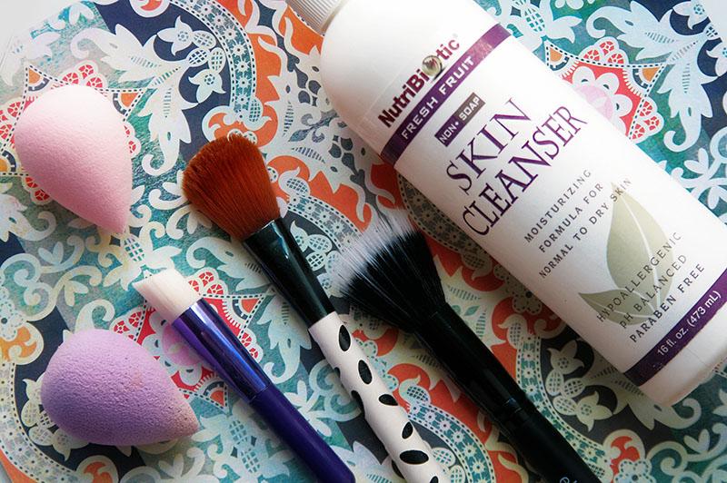 Очищающее средство NutriBiotic Skin Cleanser Fresh Fruit Non-Soap. Этот и другие отзывы iherb в блоге itdalee.ru