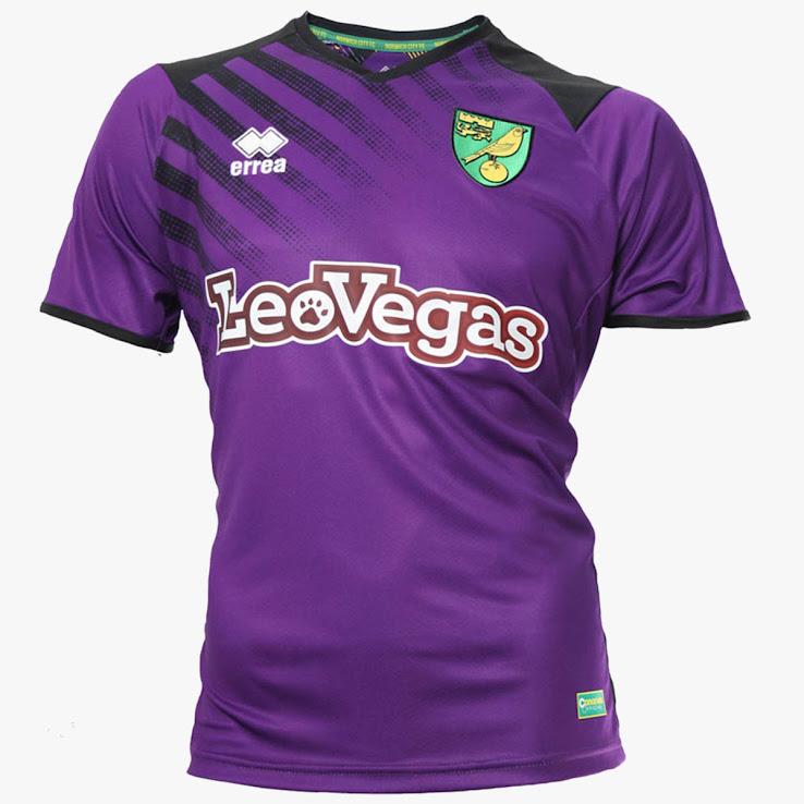 Norwich 17-18 Third Kit Released - Footy Headlines 626126d4d