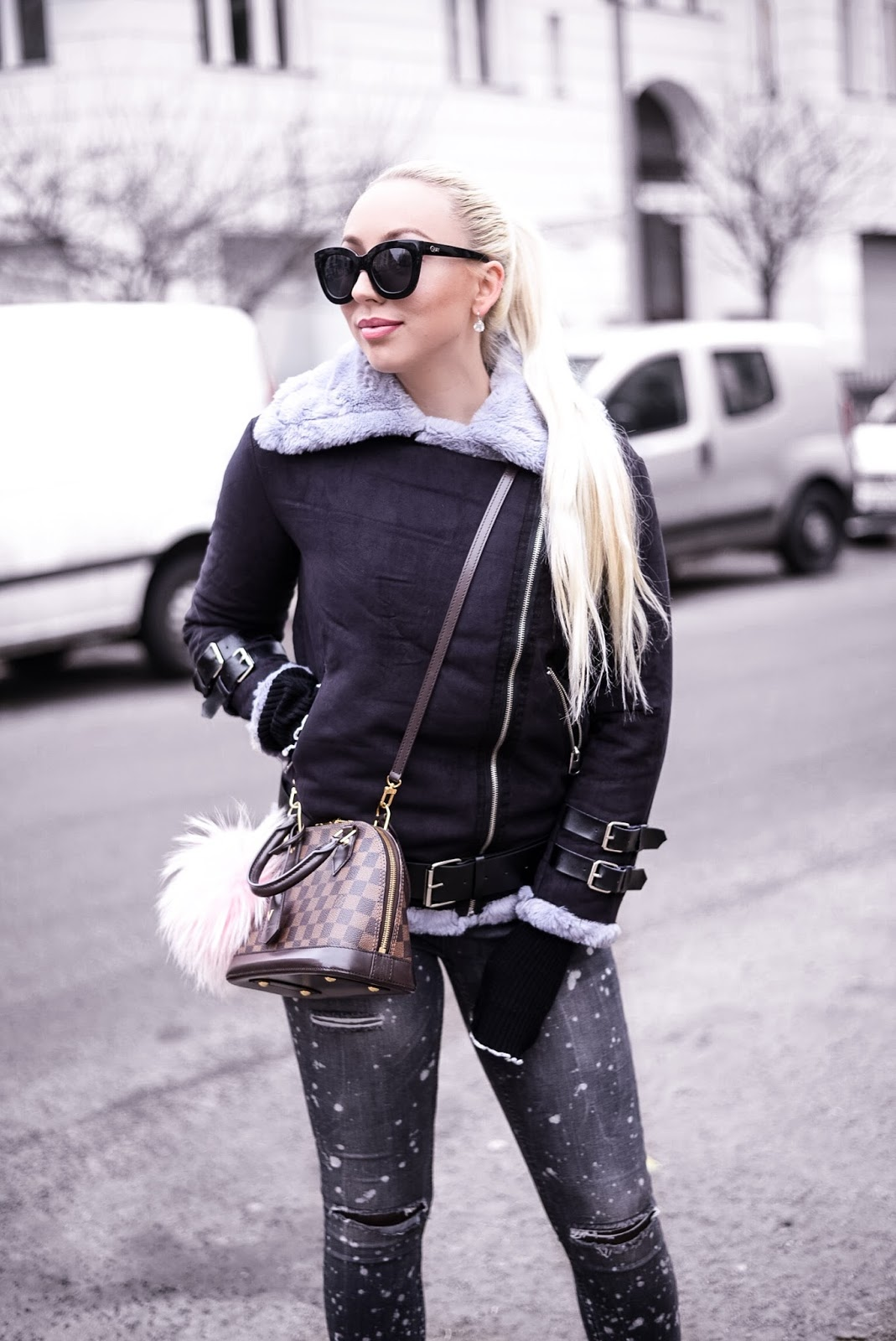 faux shearling jacket_sheraling jacket sale_zaful