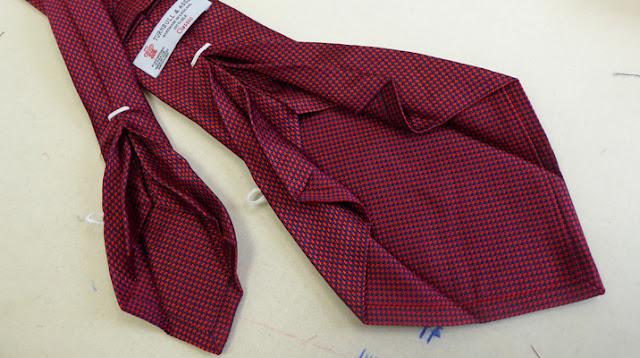 Corbatas Seven-Fold de Turnbull & Asser
