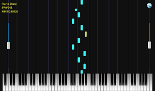 PianoShow v1.6.0.2500 for BlackBerry Playbook