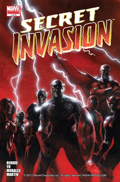 Invasión Secreta Secret Invasion Español Mega