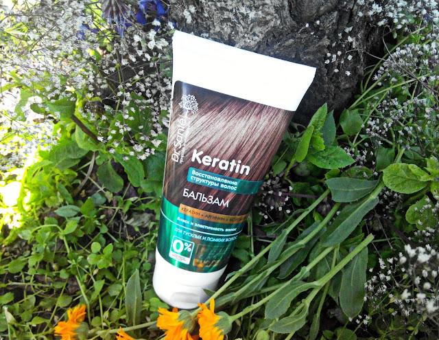 """Dr.Sante Keratin Бальзам """"Восстановление структуры волос"""""""