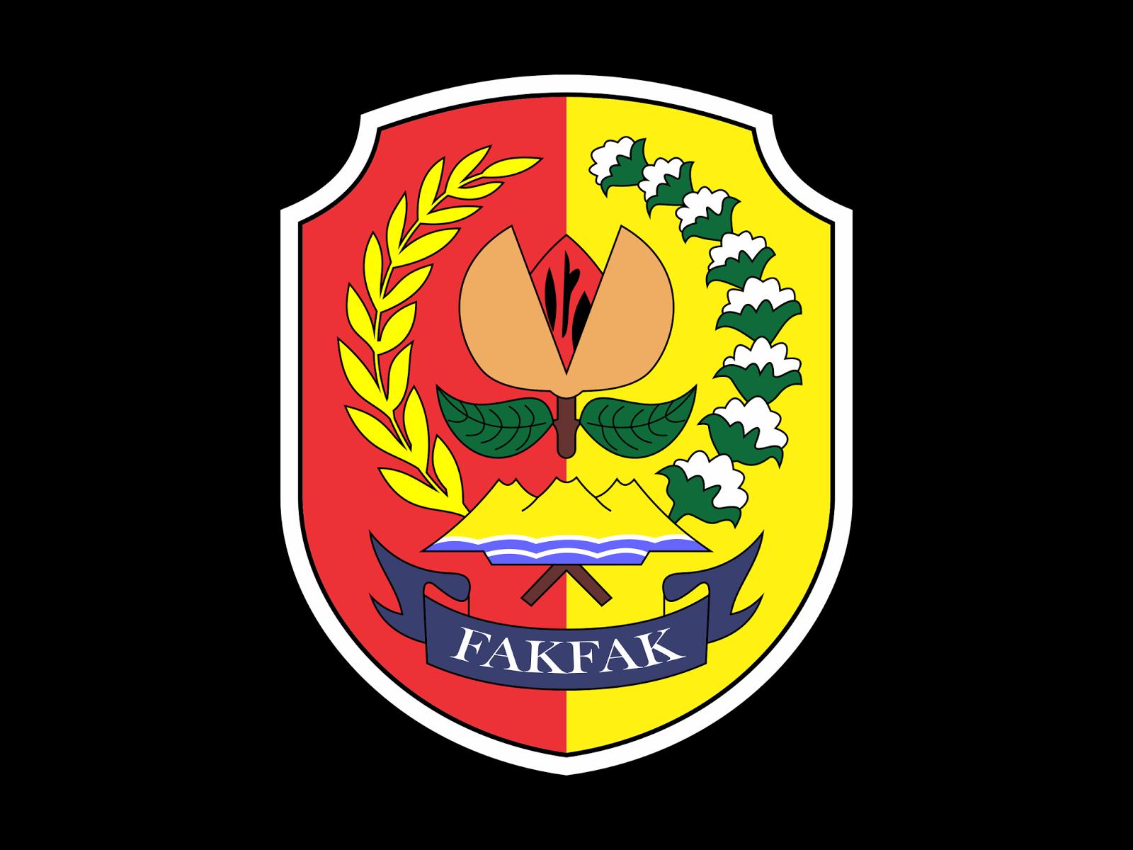Warung Vector Logo Kabupaten Fakfak Vector Cdr Png Hd