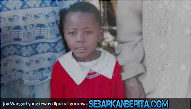 Tak Bisa Membaca , Bocah 10 Tahun Tewas Setelah Di Pukuli Oleh Sang Guru .