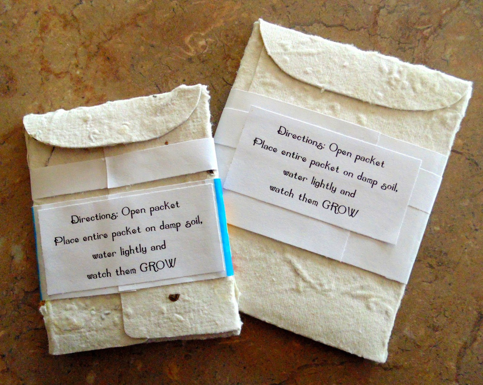 flower seed wedding favors arnold grummer seed paper 4208