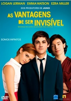 Download As Vantagens de Ser Invisível BDRip Dublado