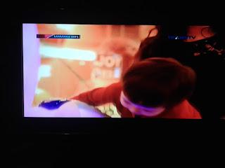 Kualitas Gambar TV Digital Menggunakan Antena TV Model Parabola Mini 7