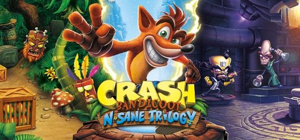 preview crash bandicoot n sane trilogy