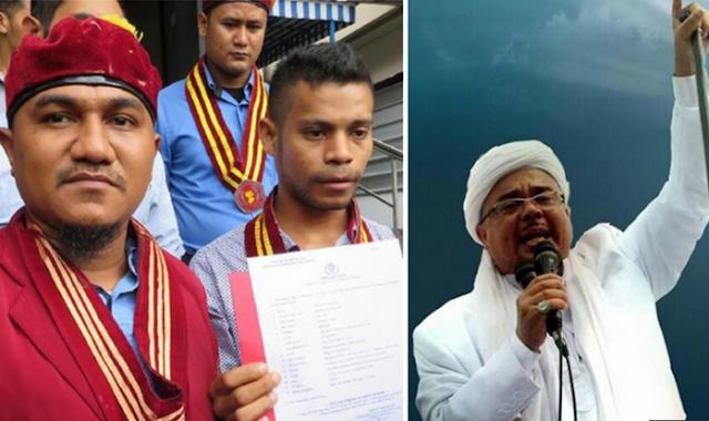 Habieb Rizieq Dilaporkan ke Polisi Karena Ceramahnya, Netizen Non Muslim Ini Justru Membela Dengan Komentar Cerdasnya!