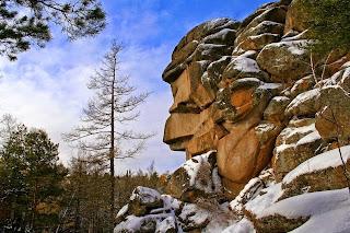 صور مذهلة من المحميات الطبيعية في كراسنويارسك ستولبي - روسيا