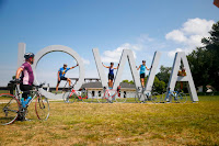RAGBRAI started Sunday in the western town of Onawa, Iowa.