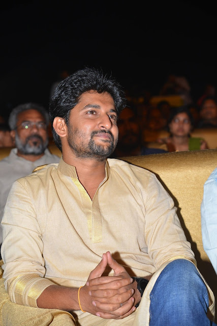 Actor Nani HD Images at Nenu Local Audio Release function
