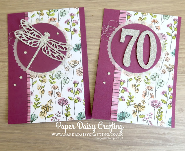 Share What You Love papers from Stampin Up