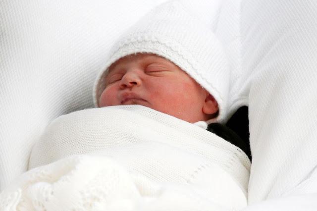 Kto będzie rodzicem chrzestnym księcia Louisa? - moje przypuszczenia