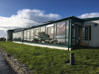 Dzogchen Beara Care Centre conservatories of private rooms