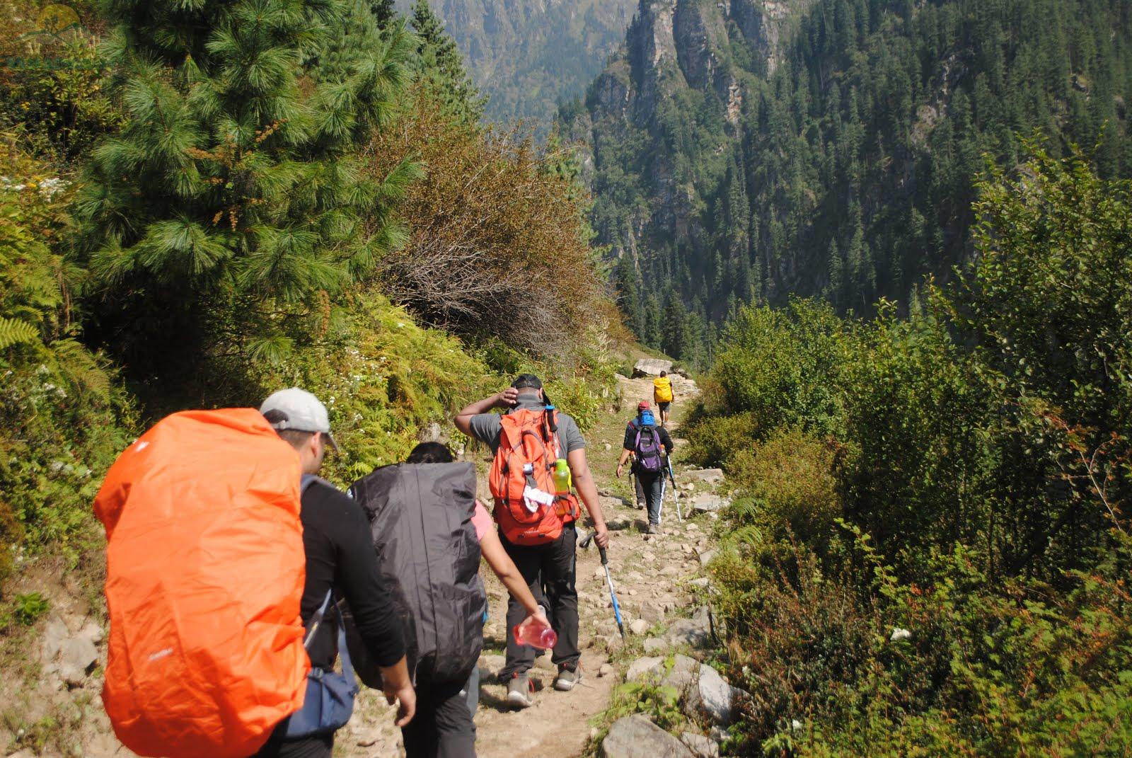 Rupin Pass Trek, Himachal Pradesh
