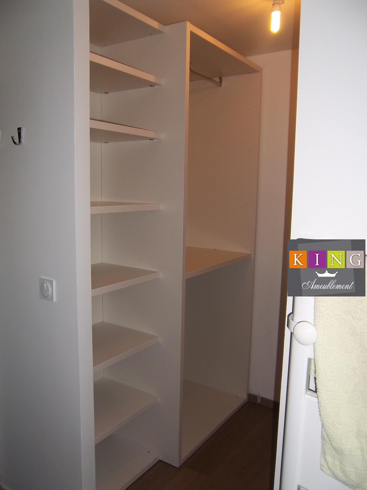 colonne dressing elegant etag re colonne de rangement pour salle de bain achat colonne de. Black Bedroom Furniture Sets. Home Design Ideas